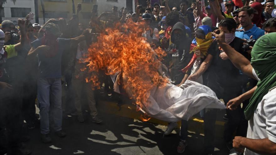 Crisis en Venezuela generará inseguridad en toda Latinoamérica