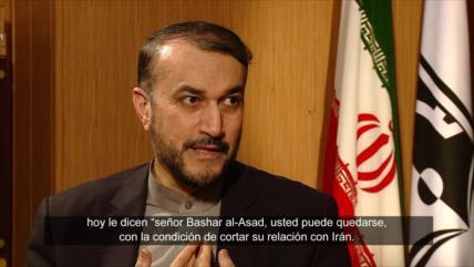 Irán duda de los objetivos de EEUU sobre su salida de Siria