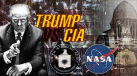Detrás de la Razón: Guerra en EEUU; Trump contra la CIA y FBI por Irán, Rusia y China