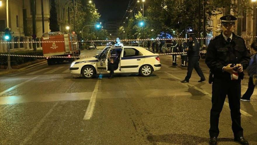 Una explosión en un restaurante deja tres muertos en Grecia
