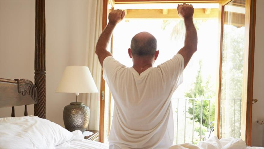 Un estudio muestra que los que madrugan tienen menos riesgo de sufrir depresión.