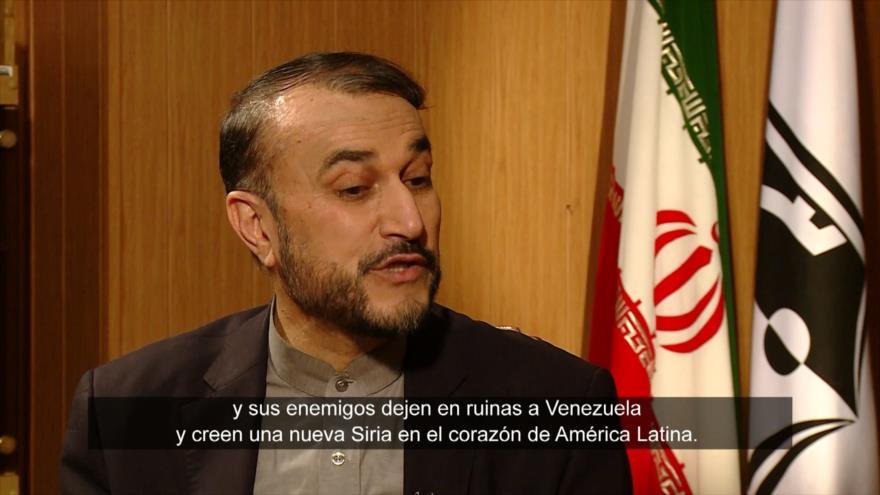 'EEUU apoya a golpistas en Venezuela para crear una Siria en A. Latina'