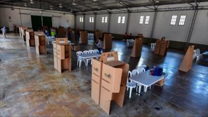 Concluyen preparativos para comicios presidenciales en El Salvador