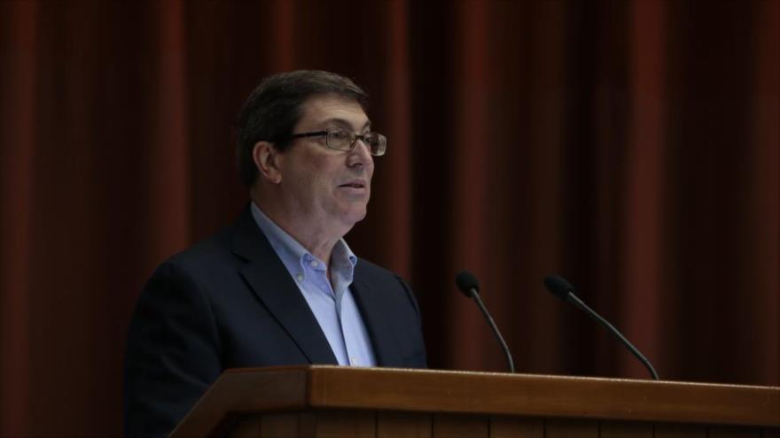 Cuba repudia injerencias de EEUU, 'autor real' del golpe en Venezuela