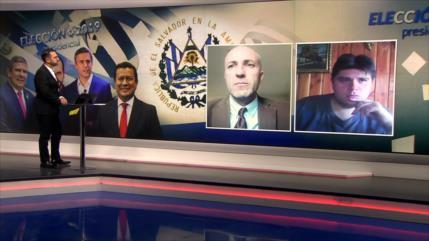 Programa especial de HispanTV sobre presidenciales en El Salvador