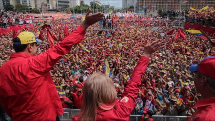 'Partido de Maduro es de mayor preferencia entre venezolanos'
