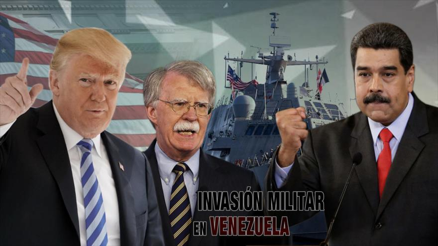 Detrás de la Razón: Invasión militar; ¿EEUU, Brasil y Colombia contra Venezuela, Rusia y China?