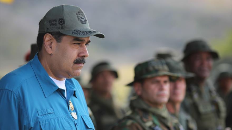 Maduro rechaza ultimátum de Europa para adelantar comicios en Venezuela