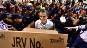 Así se desarrollan las elecciones presidenciales en El Salvador