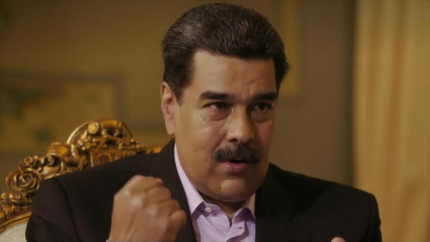 Maduro arremete contra EEUU por destrozar Irak y Libia con invasiones
