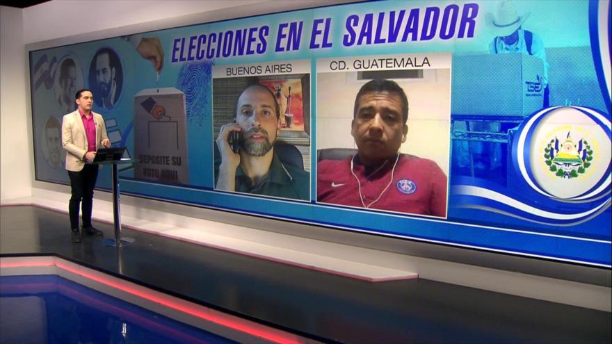 Presidenciales en El Salvador, bajo el punto de vista de HispanTV