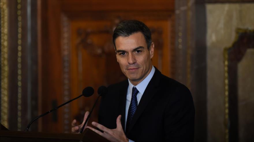 Maduro a Sánchez: Debería ser él quien convoque elecciones