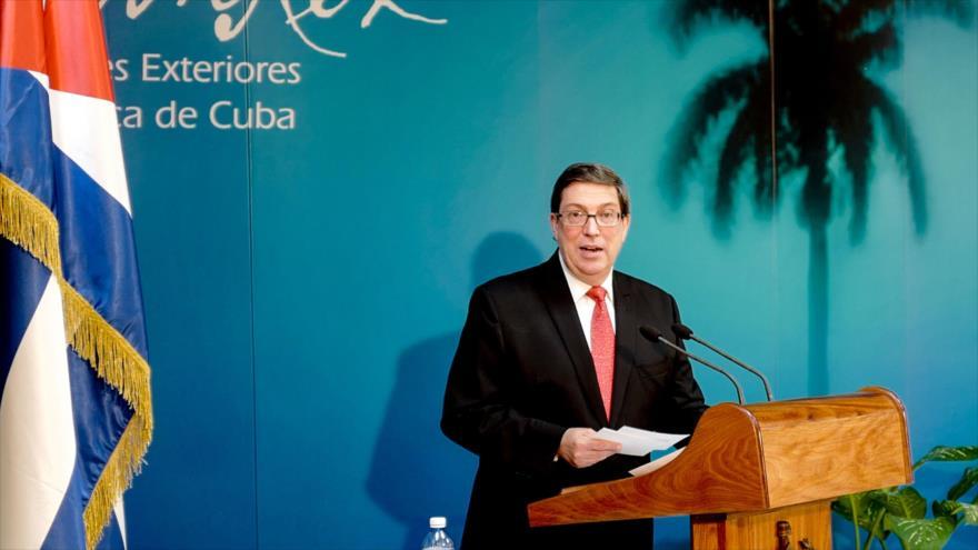 Cuba: Ayuda es pretexto; EEUU busca agredir militarmente a Venezuela