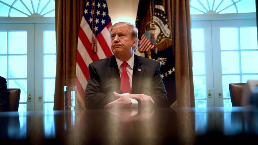 """Trump enviará """"rápidamente"""" tropas a Siria y Afganistán de ser necesario"""