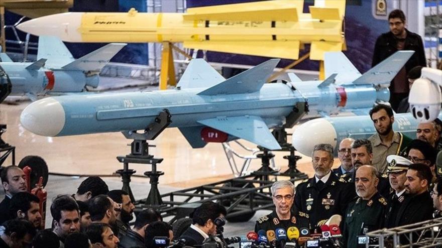 Irán exhibe sus equipos militares de fabricación nacional | HISPANTV
