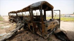 Irán condena brutal ataque contra autobús de peregrinos en Irak