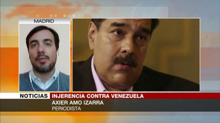 Izarra: Países europeos reconocen a Guaidó bajo presión de Trump