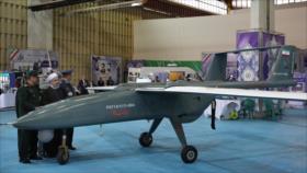 """""""Irán está entre cinco poderes del mundo en fabricación de drones"""""""