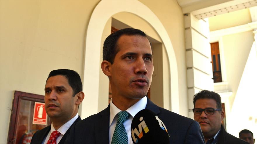 Guaidó espera más sanciones de UE contra Venezuela en los próximos días