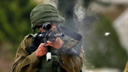 Israelíes abaten a tiros a un palestino en Cisjordania