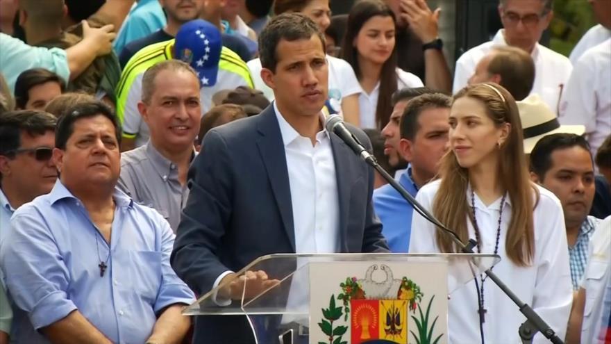 Venezuela condena el reconocimiento de Guaidó por Europa