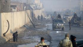 Un ataque de Talibán deja 11 policías muertos en Afganistán