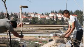 Israelíes amenazan a palestinos por cooperar con grupos de DDHH
