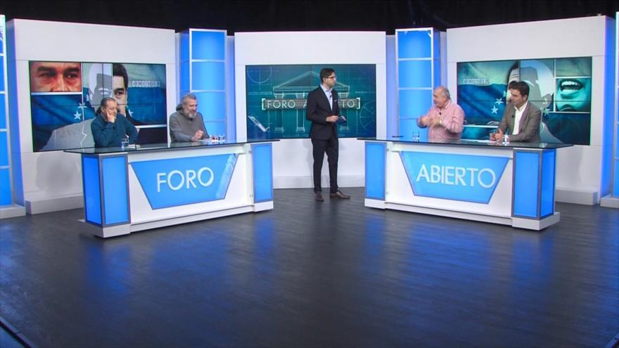 Foro Abierto: Venezuela: Maduro apoya el diálogo por la paz