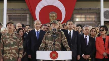 """Erdogan vuelve a amenazar con atacar Manbij en """"pocas semanas"""""""