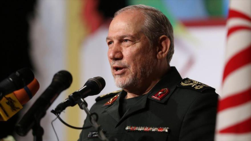 General iraní: EEUU traslada a terroristas de Daesh a Afganistán