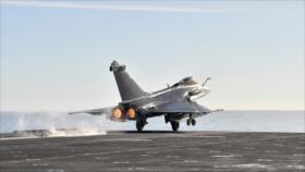 Francia realiza una 'rara' simulación de ataque disuasivo nuclear
