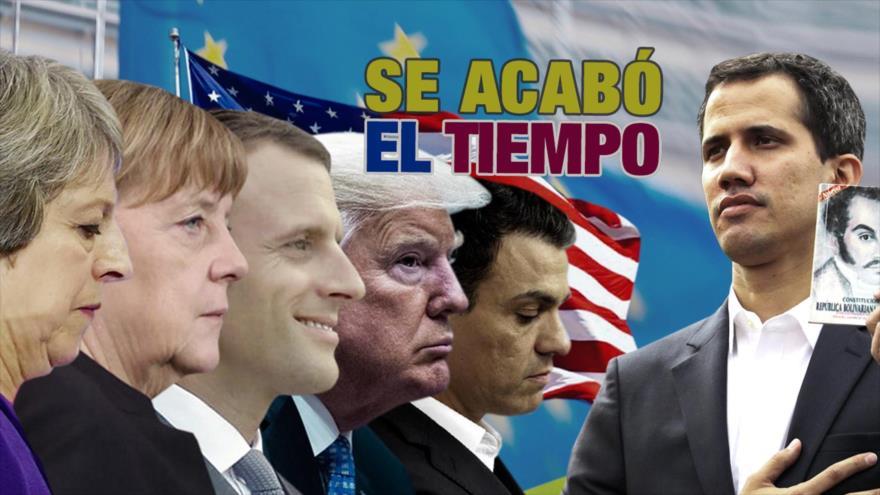 Detrás de la Razón: Invasión militar en Venezuela ¿EEUU y Europa vs Rusia y China? le dicen no a México