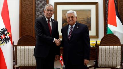 Austria no trasladará su embajada de Tel Aviv a Al-Quds