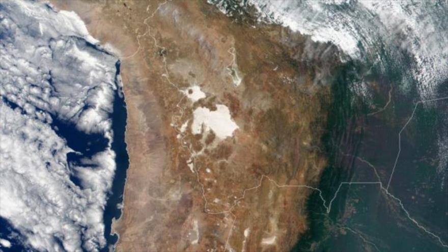 Científicos indican el lugar de nacimiento de los continentes   HISPANTV