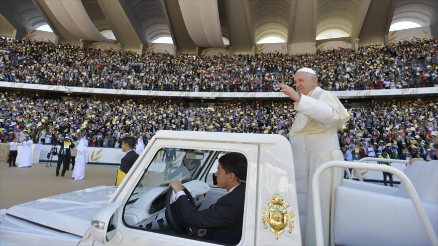 Papa condiciona mediación de Vaticano a acuerdo Maduro-oposición