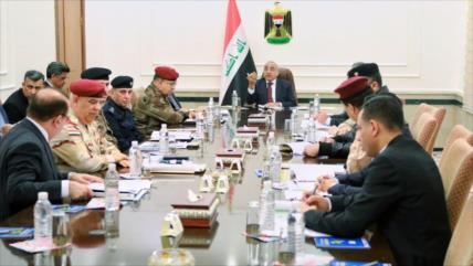 """Irak """"no permitirá"""" el uso de su suelo contra otros países"""
