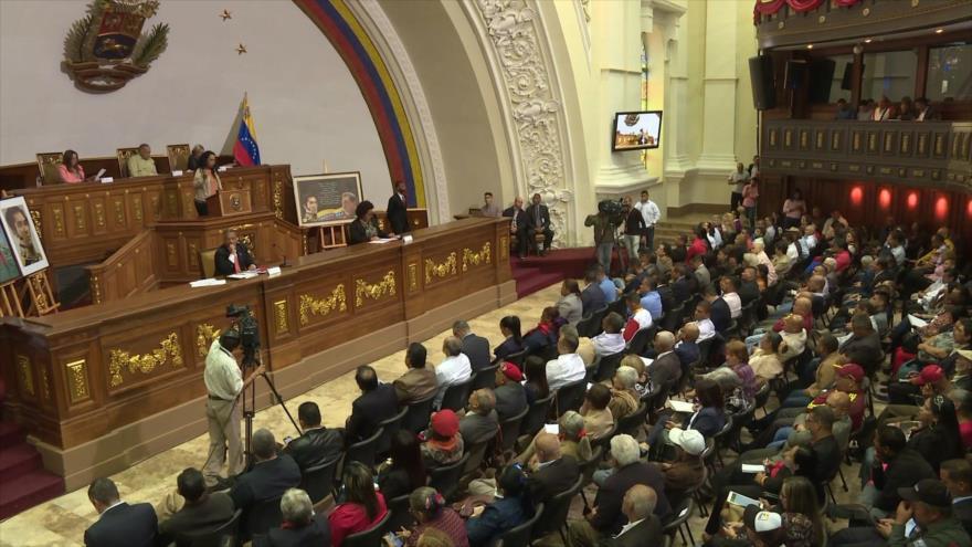 Tratan de realizar nuevas elecciones legislativas en Venezuela