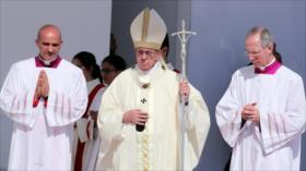Papa admite por primera vez abusos sexuales de sacerdotes a monjas
