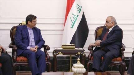 Irak no acatará sanciones de EEUU a la República Islámica