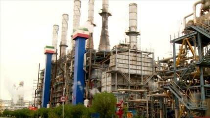 Petroquímica iraní se sitúa en una excelente posición mundial