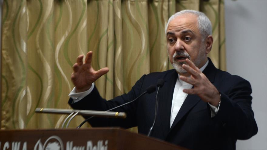Zarif: Irán se opone a una operación militar turca en el norte de Siria