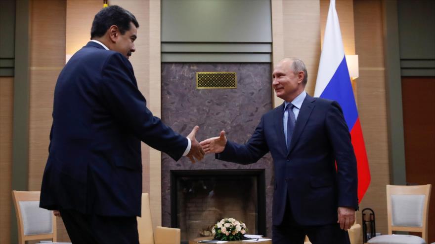 Moscú: Cooperación militar Rusia-Venezuela seguirá activa | HISPANTV