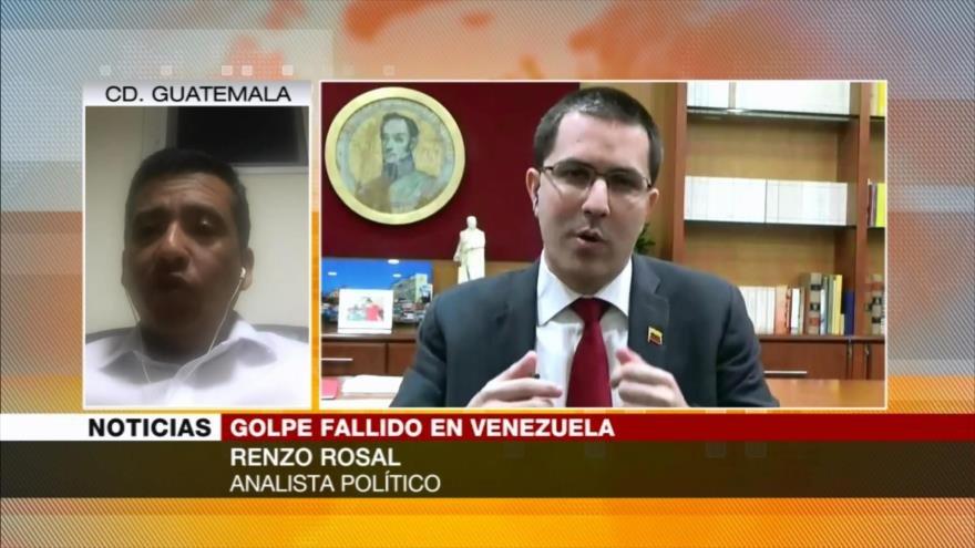 Rosal: Guaidó provocó una situación más caótica en Venezuela