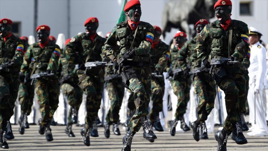 'Venezuela está lista para contrarrestar amenaza militar de EEUU'