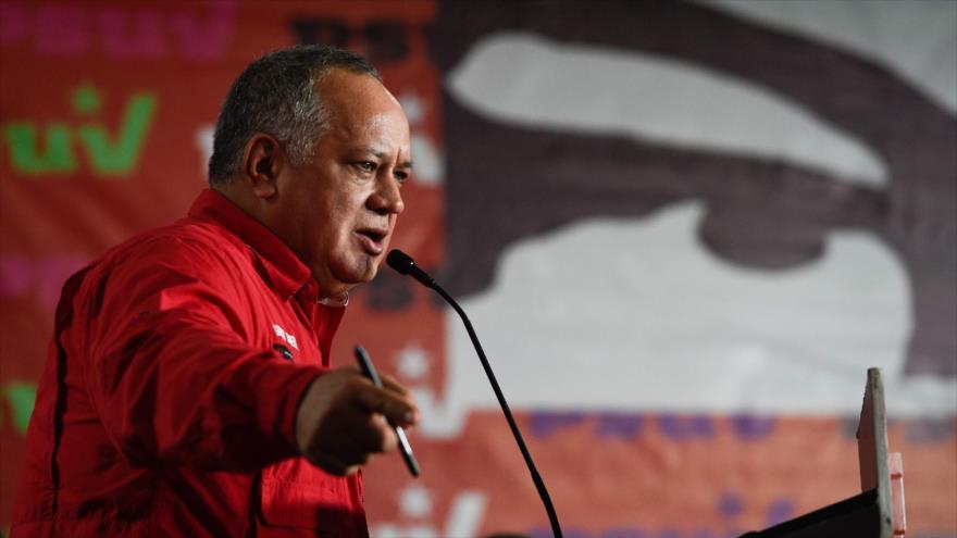 Cabello: Mientras oposición llama a guerra, los venezolanos quieren paz
