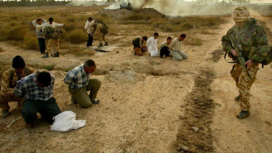 Indigna a iraquíes permiso de británicos para matar a civiles | HISPANTV