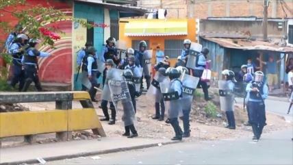 Condenan violencia militar hacia periodistas y civiles en Honduras