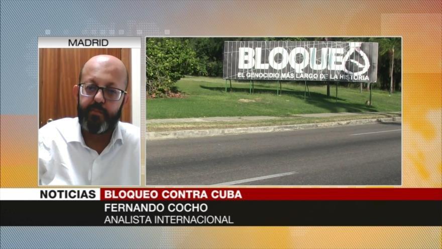 Cocho: Trump intenta radicalizar sus posturas con bloqueo a Cuba