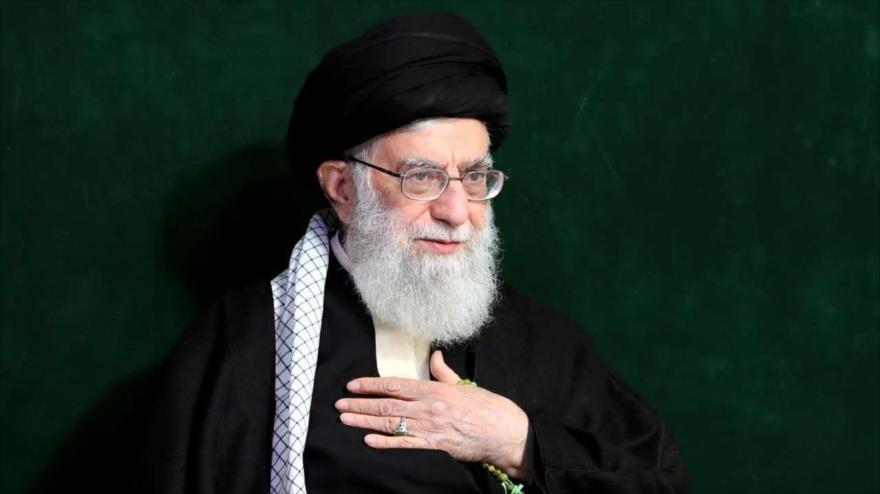 El Líder de la Revolución Islámica de Irán, el ayatolá Seyed Ali Jamenei, durante un acto en Teherán, 6 de enero de 2019. (Foto: IRNA)