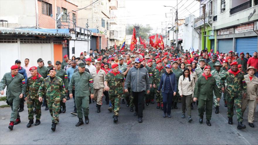 Rusia: Una injerencia militar en Venezuela sería el peor de los guiones